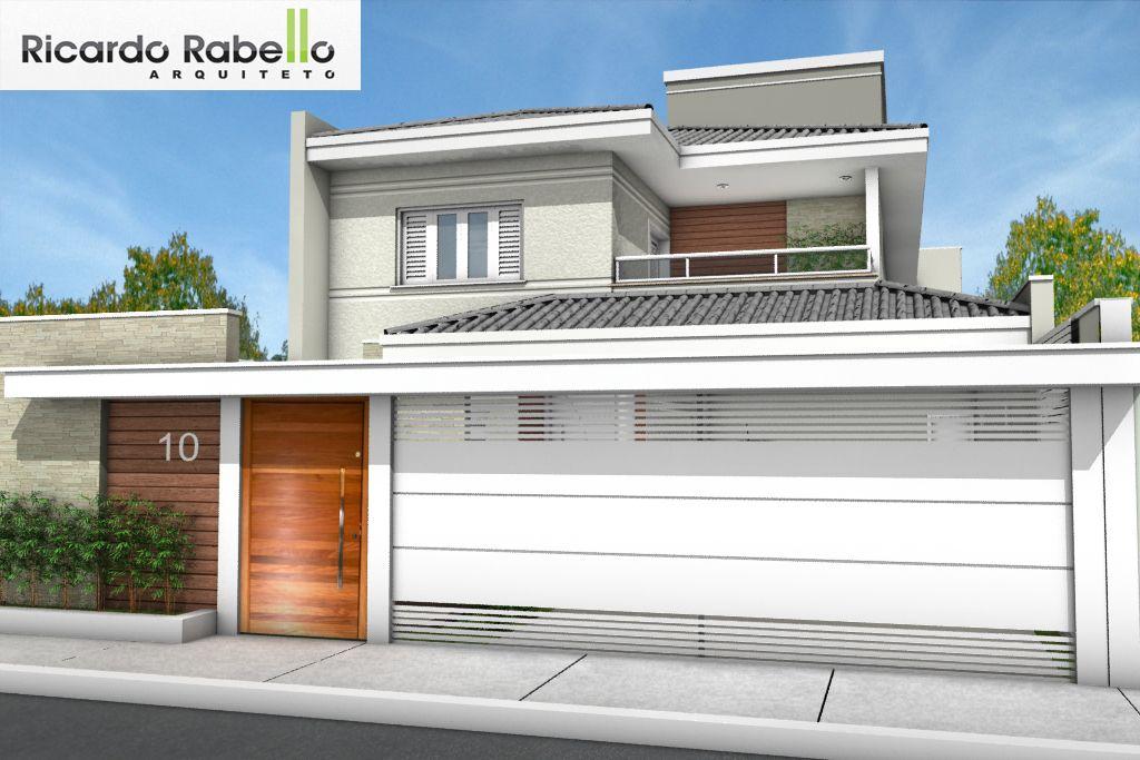Fachada casas modernas pesquisa google casa for Modelos de casas fachadas fotos
