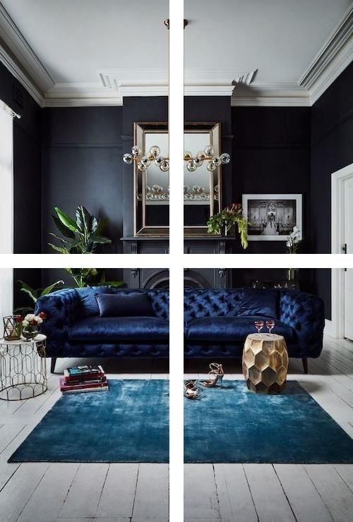 Living Decor Ideas | Living Room Pictures | Redecorate My ...