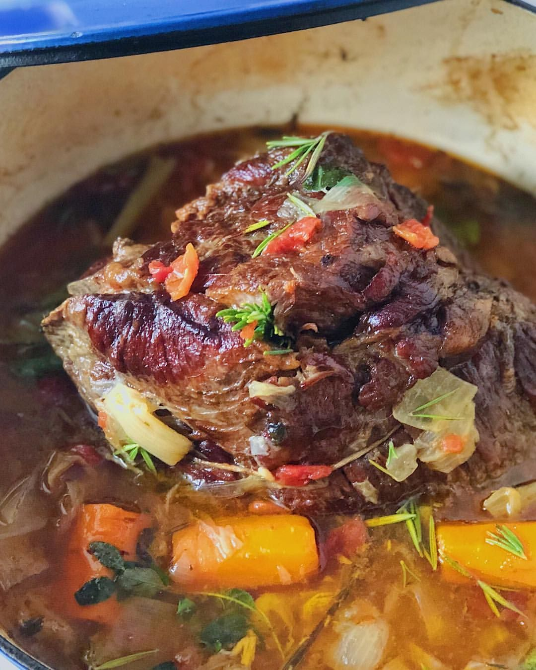 Official Whole30 Recipes On Instagram A Cookbycolor Family Favorite Is To Make A Pot Roast For Easy Mid W Pot Roast Whole 30 Recipes Healthy Family Dinners