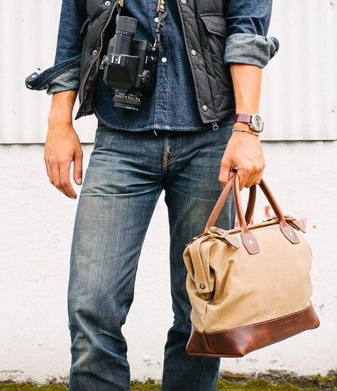 ce9f7cf19562 Shop the highest quality future classics: Waxed canvas and leather bags,  belts, wallets, home goods, leather accessories. Made in USA with a  lifetime ...