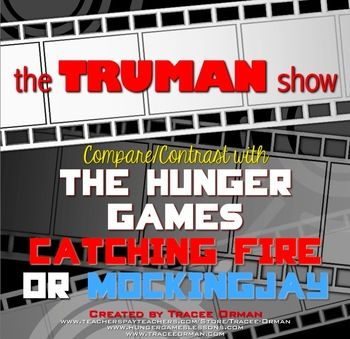 Hunger Game Compare Contrast With The Truman Show Movie Unit Essay Questions Question Hsc