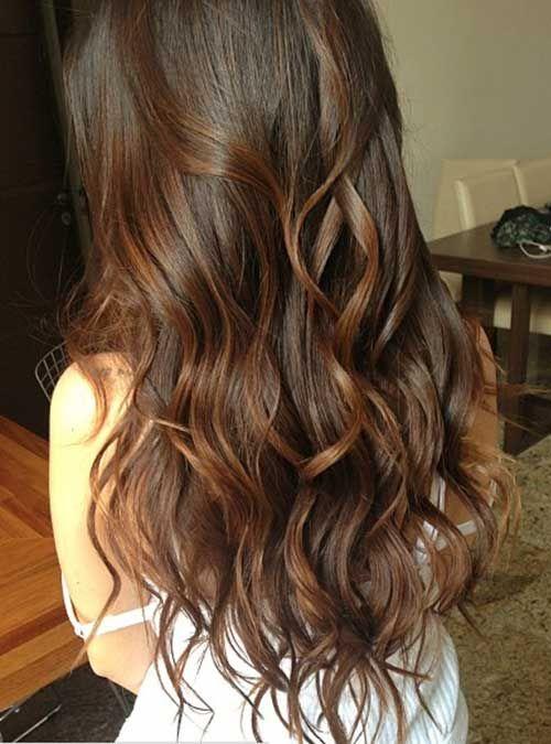 20 Frisuren Fur Welliges Haar Frisuren Langhaar Wellige Frisuren Haar Styling