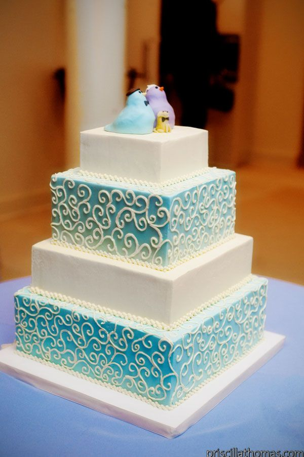 DeClare Cakes, Charleston, SC   Wedding Cake