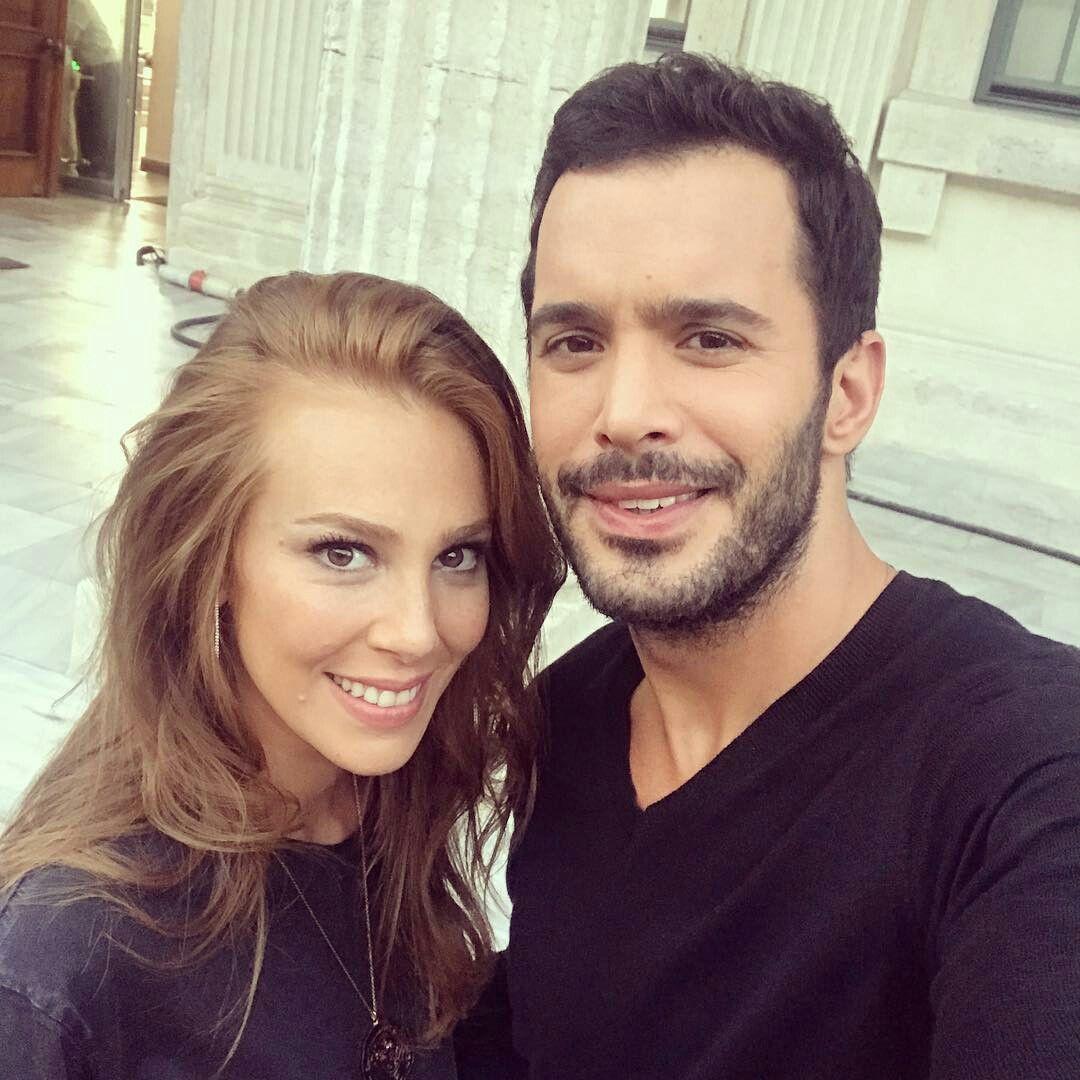 who is dating elcin sangu