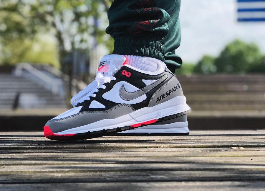 Review] Où trouver la Nike Air Span 2 II OG Solar Red