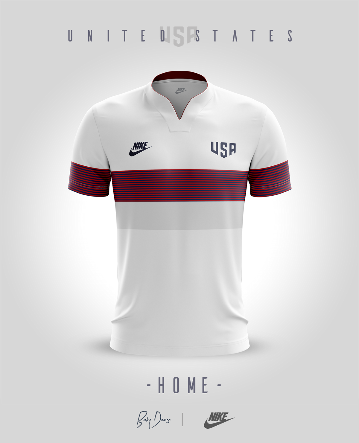 National jersey design Nike on Behance | Sports jersey