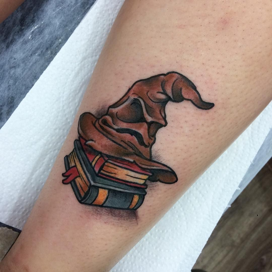 20 magical tattoos for 20 years of harry potter tattoo