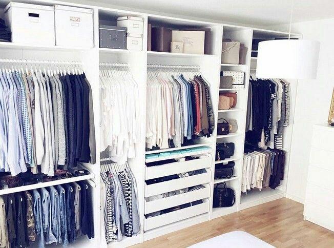 Pin Auf Kleiderschrank Ideen
