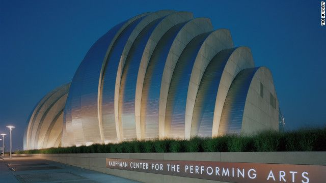 Best Starchitect Built Theaters Kansas City Missouri Kansas City Performance Art