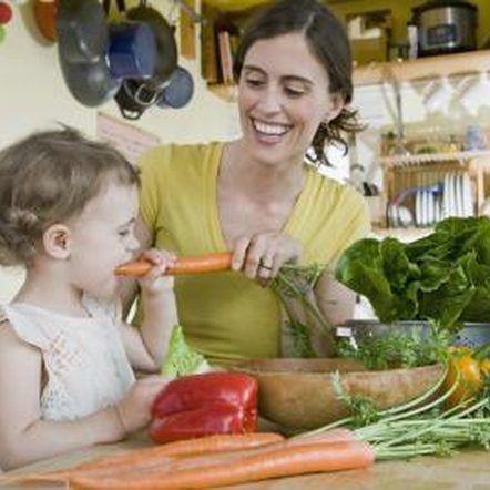 Vegetarian Diet for Children and Teens