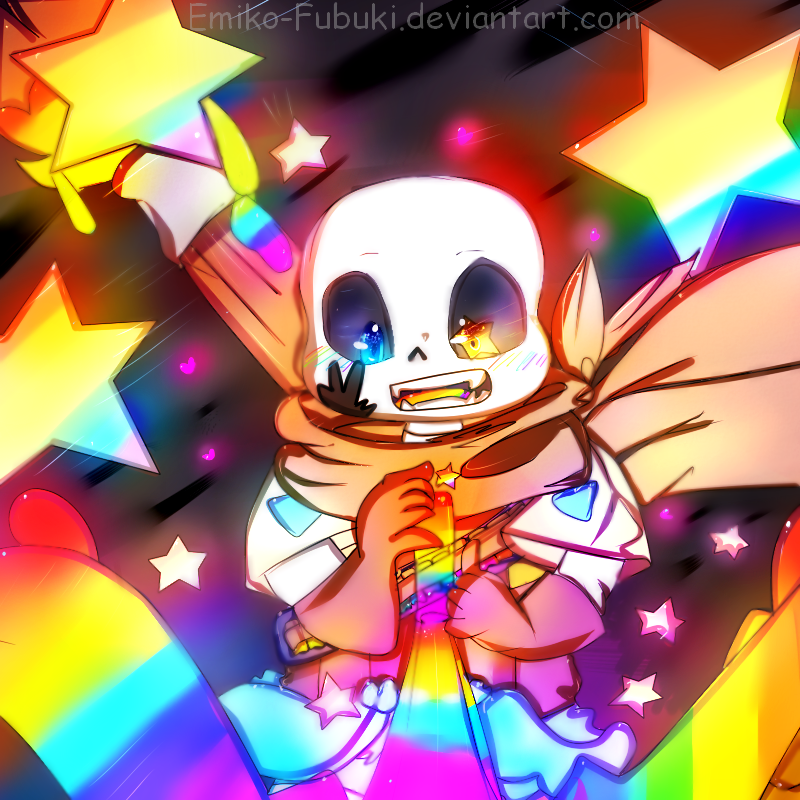 Ink Used Star Blazing Asriel Waiittt That S My Attack