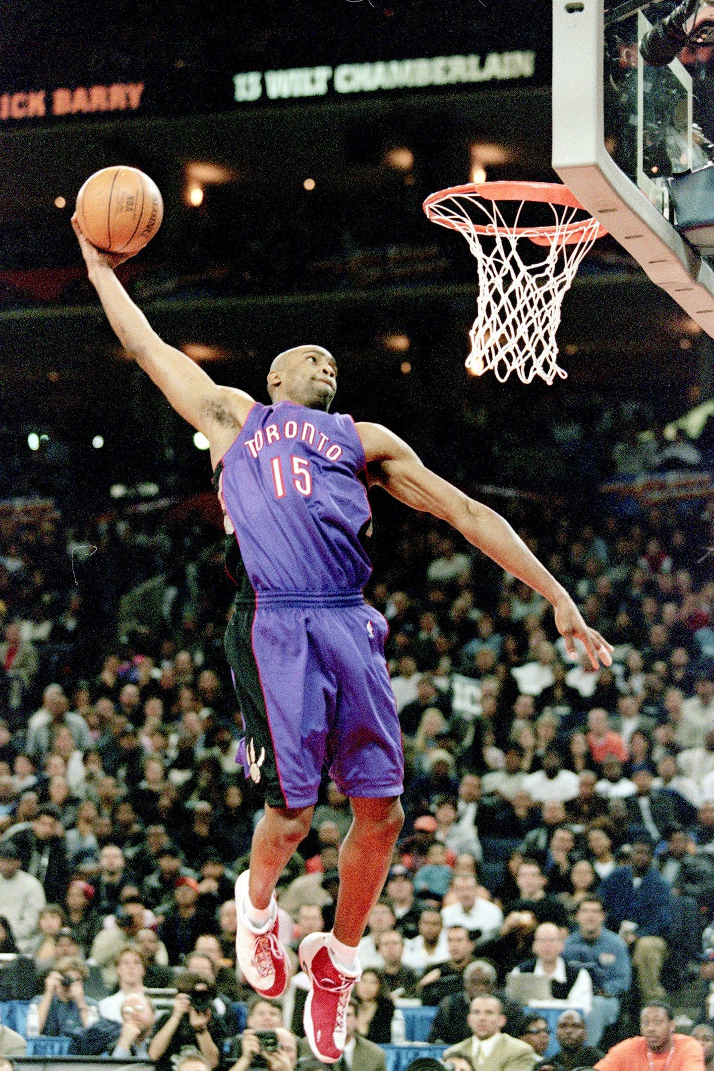 Vince Carter, Drake, and the Slam Dunk That Changed