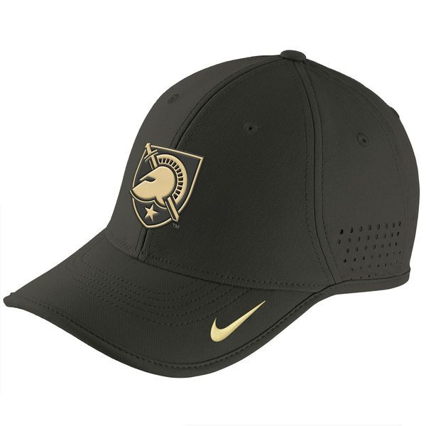 e163b5bc3aede ... clearance army black knights nike youth sideline coaches performance  adjustable hat black 28.99 9b2a7 2c7c6