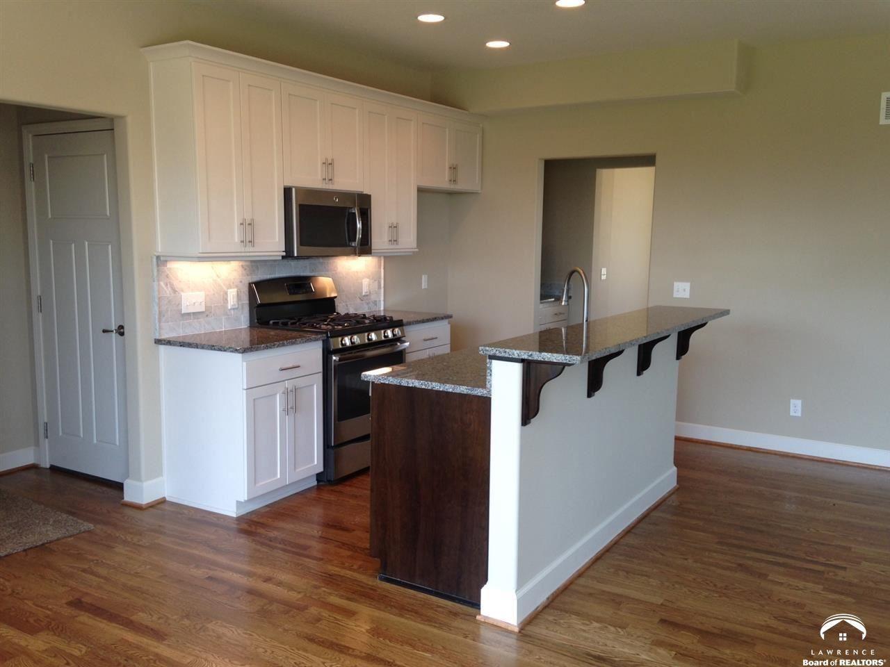galley kitchen Home and family, Galley kitchen, Kitchen