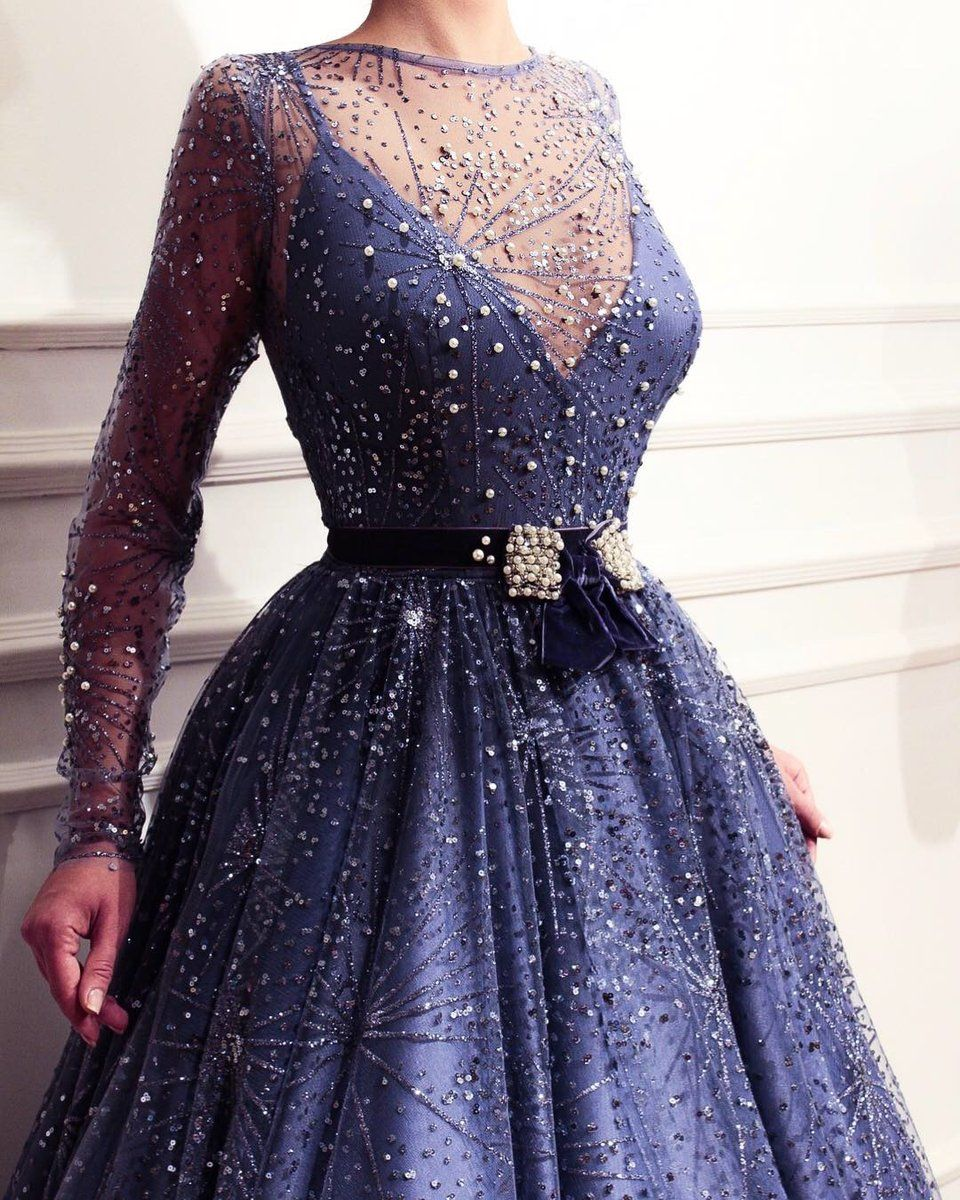 Pearly Princess TMD Gown