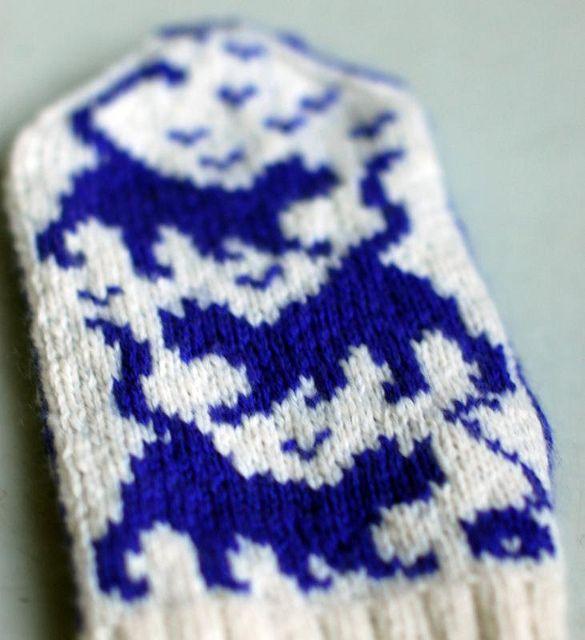 Cashmere Baby Mittens Pattern Knit Mittens Crochet