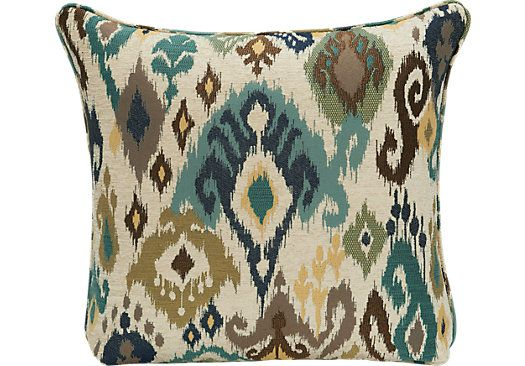 Shop For A Taraz Lagoon Accent Pillows At Rooms To Go Find Isofa