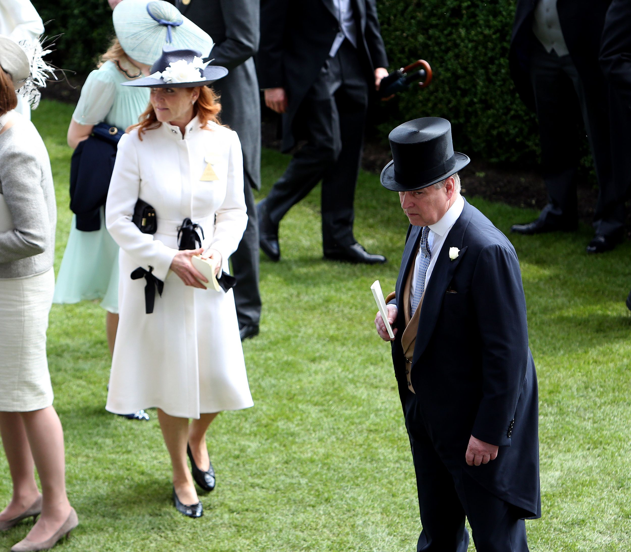 Andrew and Fergie Back together again? Duchess of york
