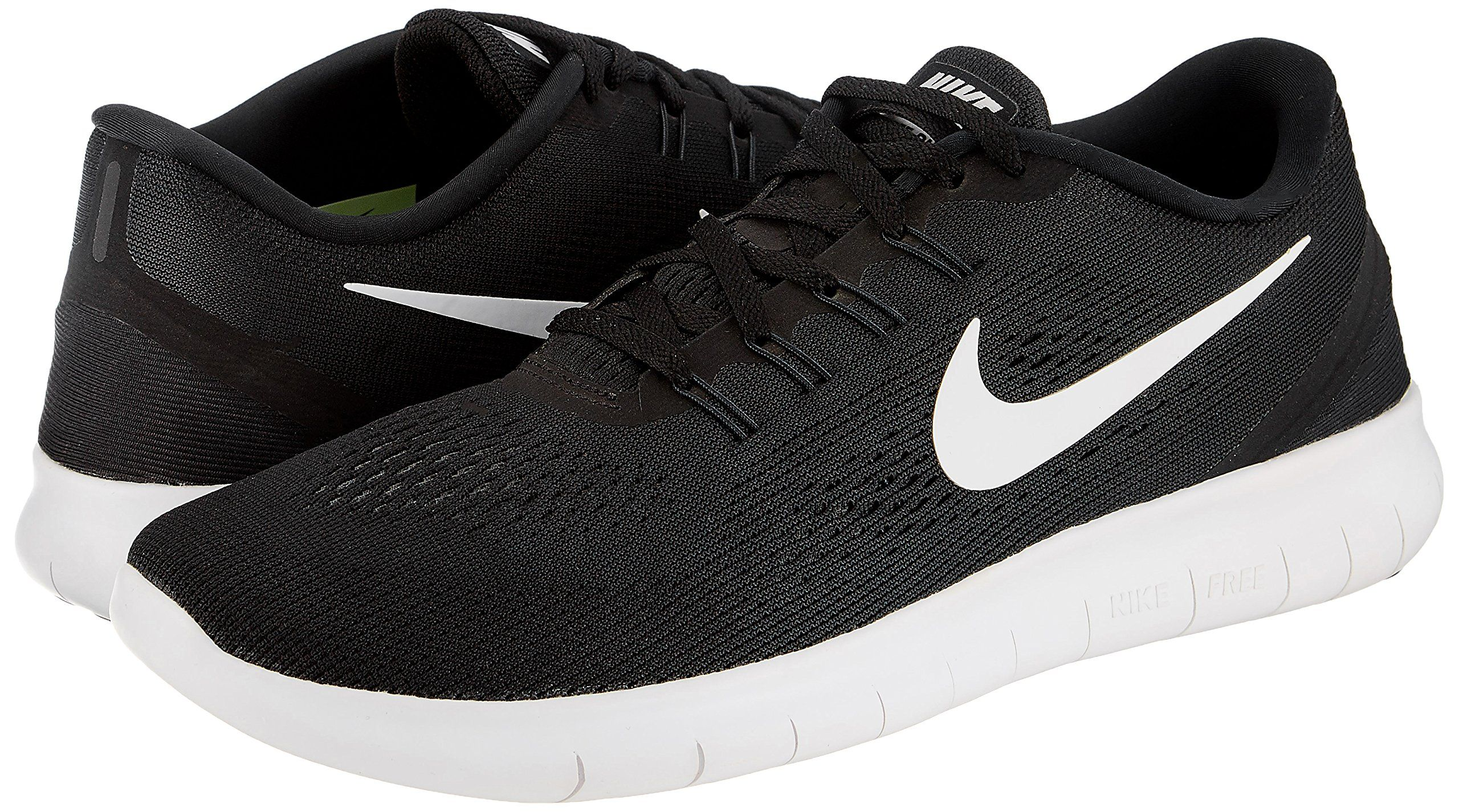 NIKE Mens Free RN Running Shoe Black Anthracite White Size 12 M US -- Find  out more about the great product at the image link.(It is Amazon affiliate  link) ... 6b4b2e154