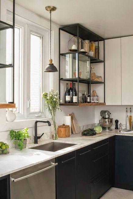 Ikea Kuche Im Angesagten Vipp Design Ein Gelungener Selbermachen