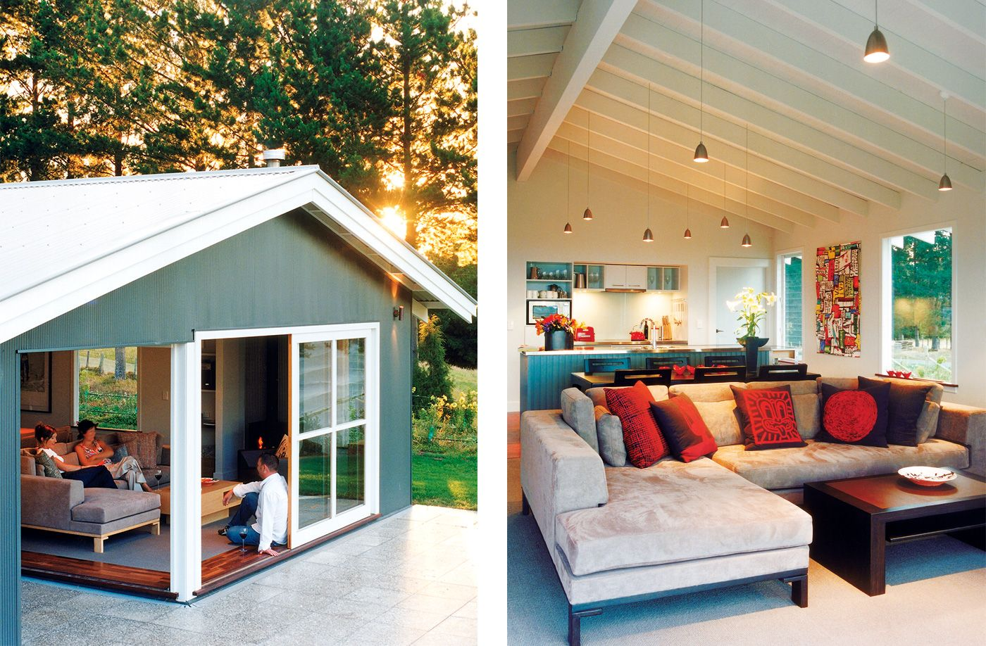 Holiday homes to temporarily call your own interiors pinterest