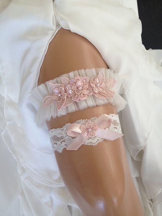 LADIES GARTERS HEN BRIDE WEDDING BRIDAL WHITE AND BLUE DIAMOND GARTER
