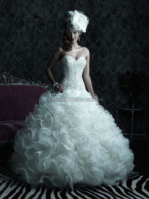 Allure Couture C220 | Bridal Veils & Headpieces Inspiration ...