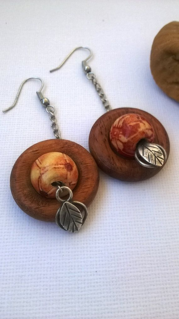 WEDDING TIME Africa themedprinted wood beads with by Artikva