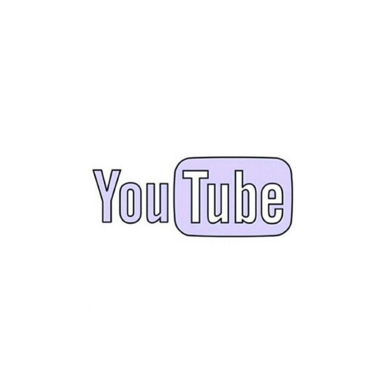 Purple Youtube Logo In 2020 Youtube Logo Iphone Wallpaper Tumblr Aesthetic Snapchat Logo