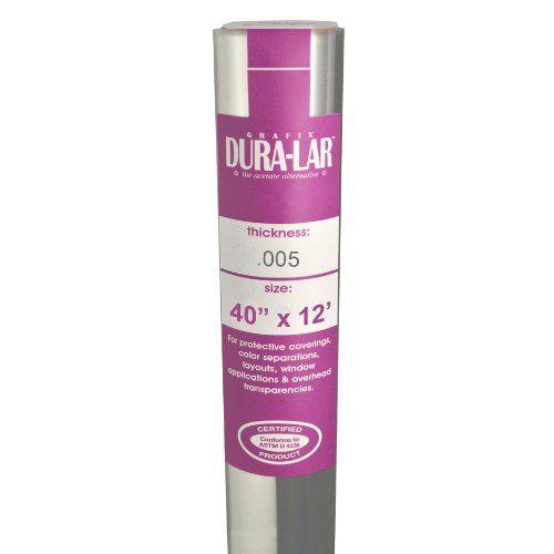 Grafix Clear 0.005 Dura-Lar Film Roll, 40-Inch by 12 Feet Grafix http://www.amazon.com/dp/B0015LWRZY/ref=cm_sw_r_pi_dp_qquxwb1HG0K4N