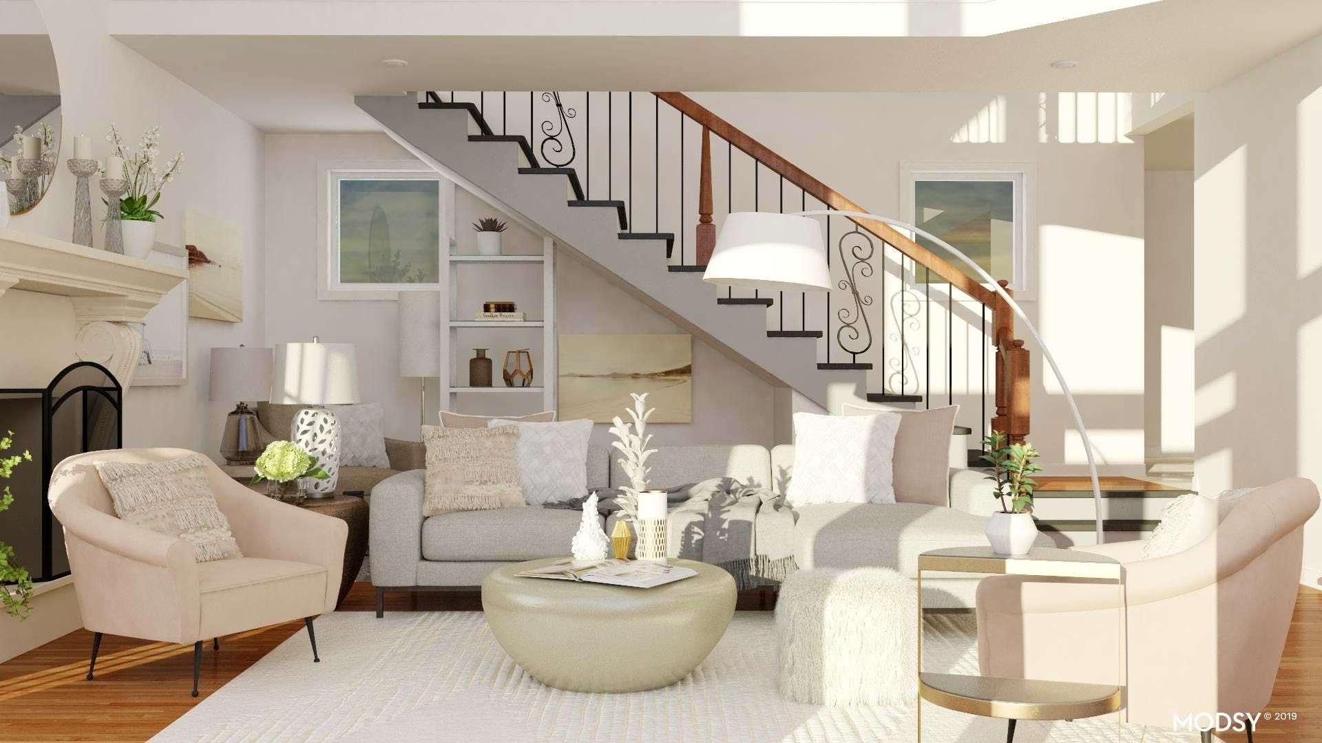 Design Ideas And Styles From Modsy Designers In