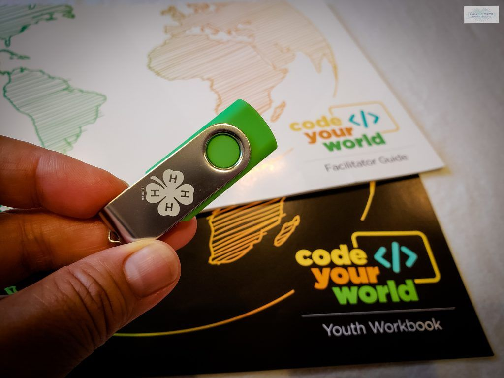 4 H Code Your World Makes It Easy For Non Tech Savvy