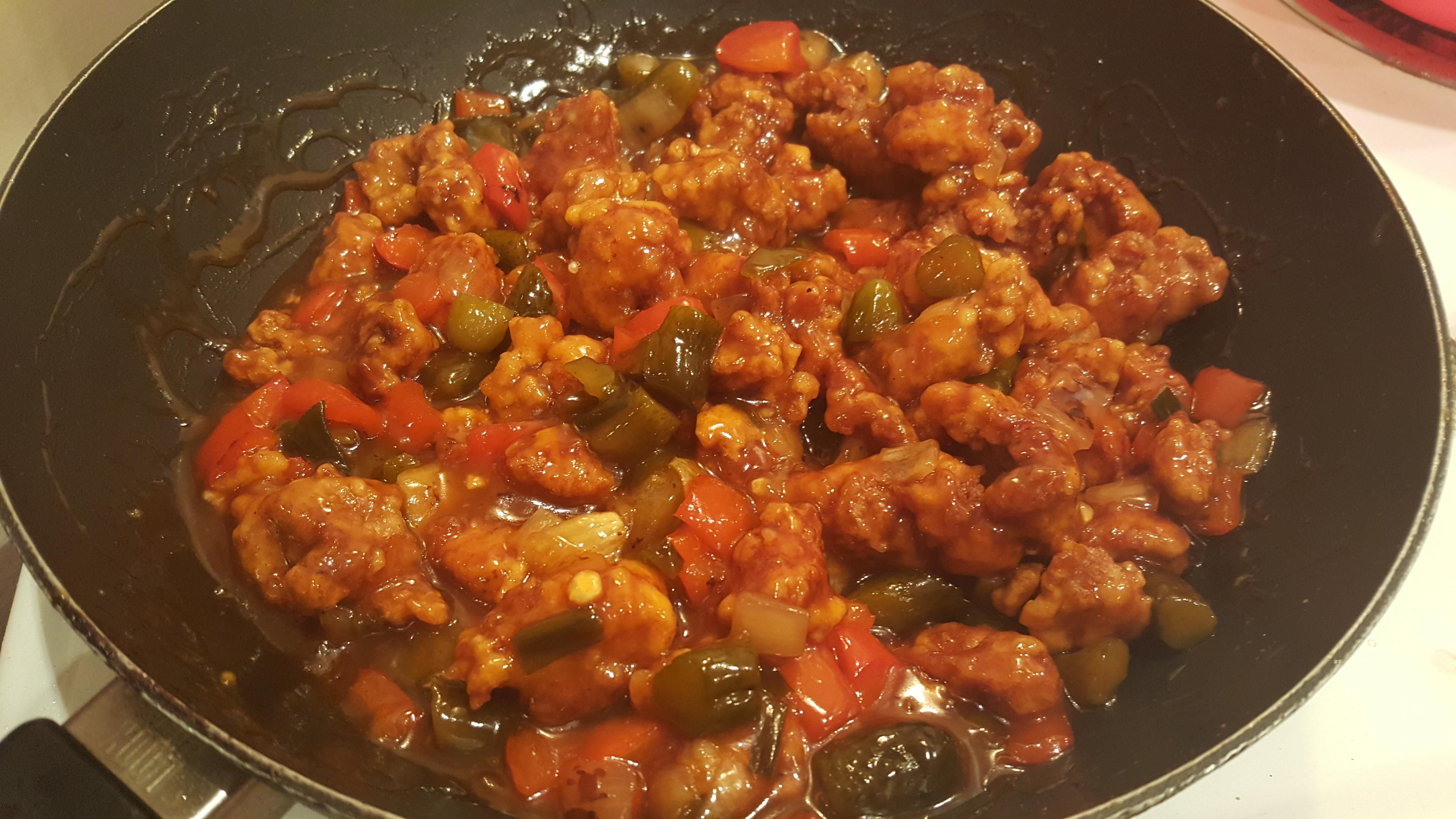 Sweet sour pork homemade yummy pinterest sweet sour pork homemade forumfinder Image collections