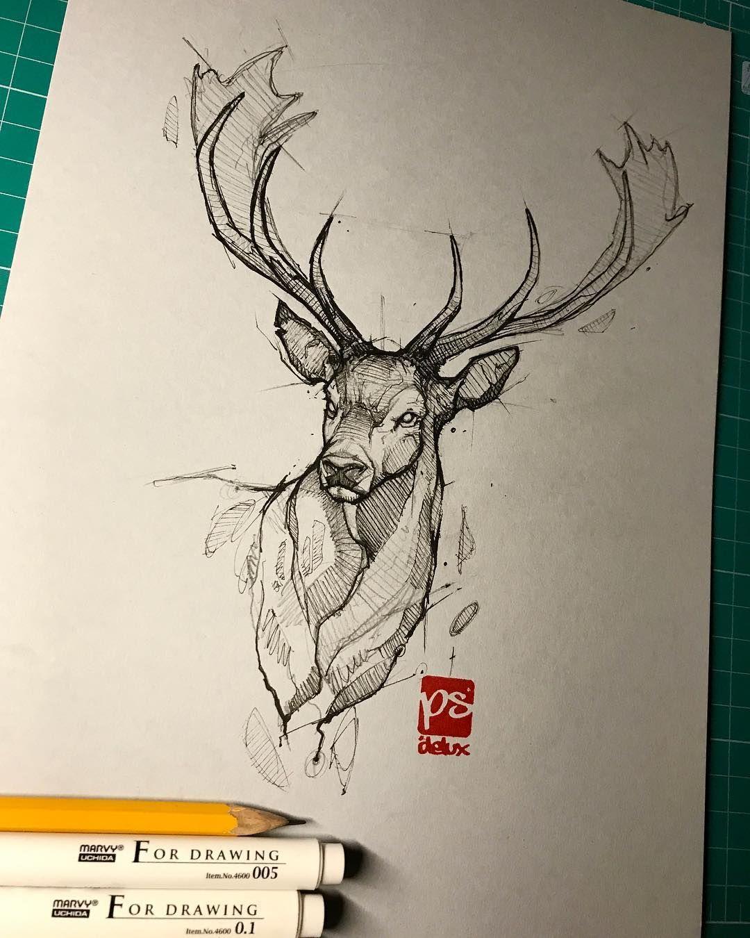 Psdelux On Instagram Casa Em 2019 Desenhos A Lápis