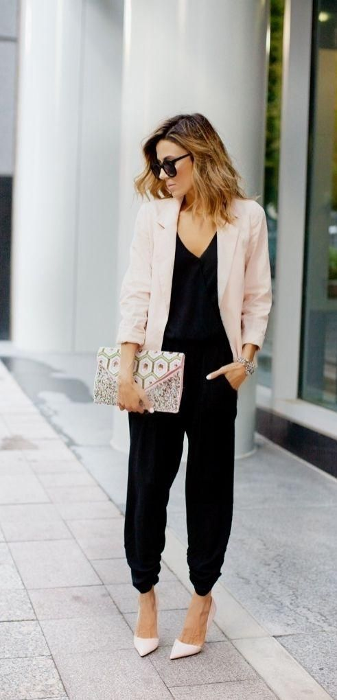Mix up your office style with a jumpsuit. Abiti Da Lavoro Invernali 4569543bcd7