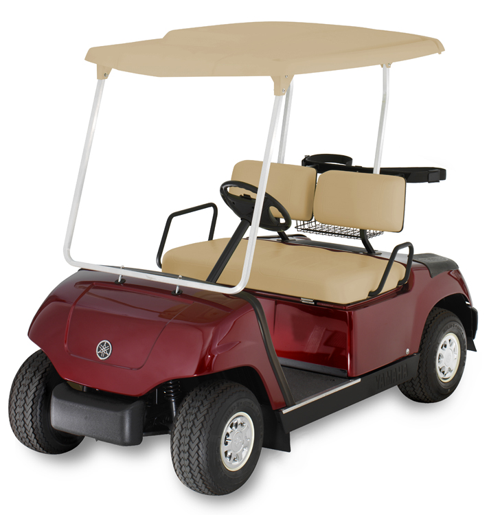 This Golf Cart Reminded Me Of When I Used To Work At A Golf Course