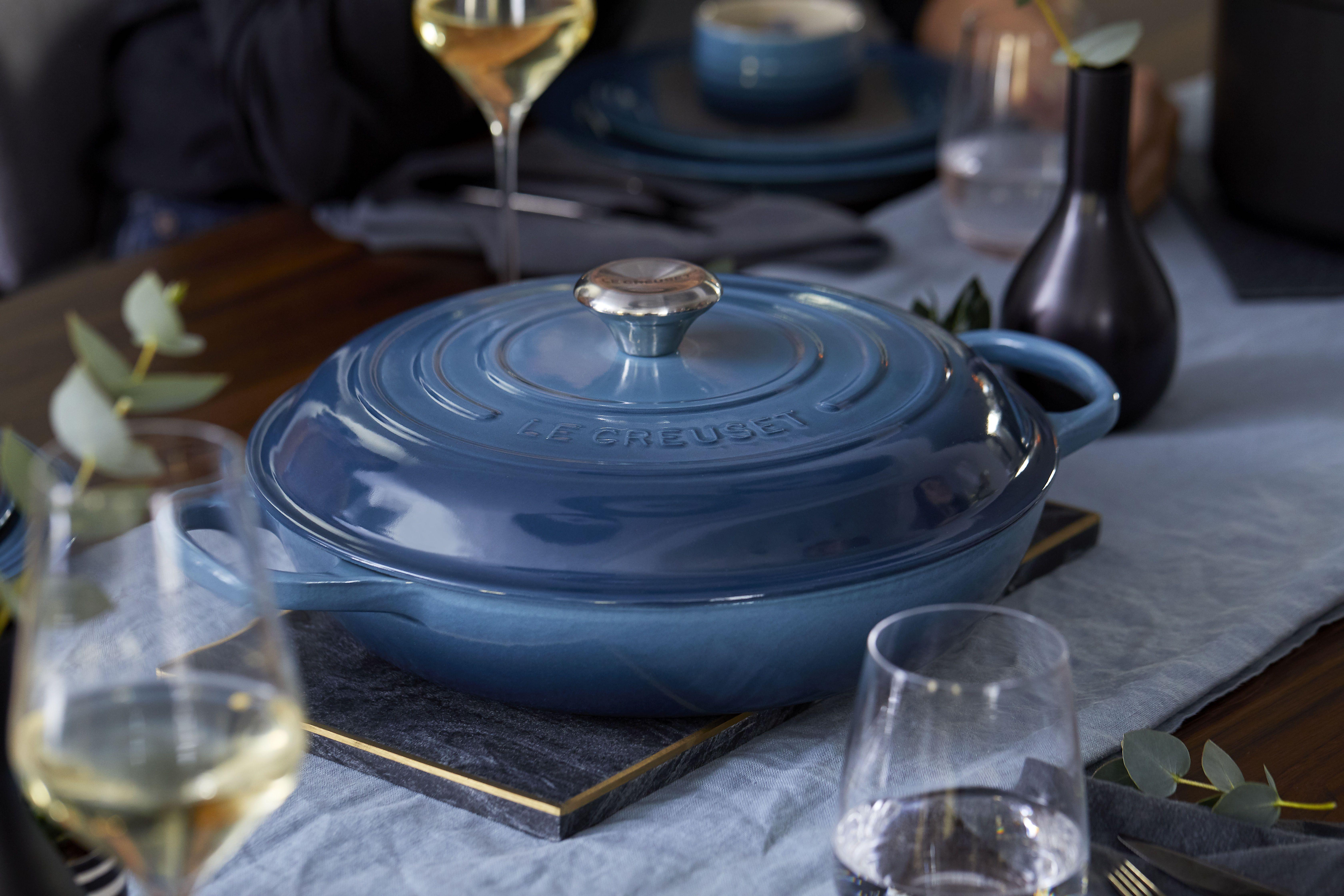 Ideallic coloring form le creuset cast iron cookware le