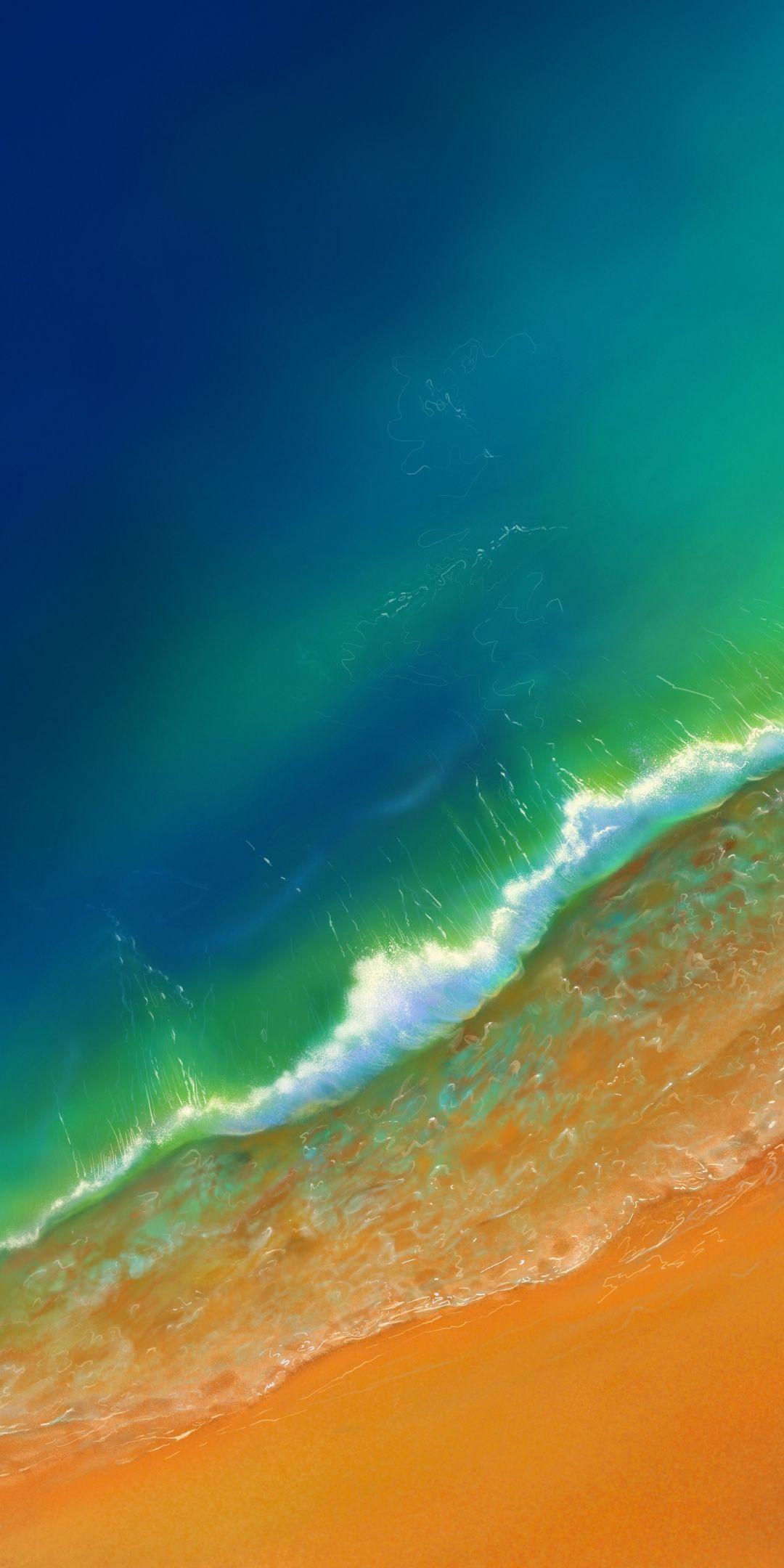 Green Ocean Sea Waves Aerial View Beach 1080x2160 Wallpaper Ocean Wallpaper Beach Phone Wallpaper Green Ocean Beach mobile wallpaper hd sea images
