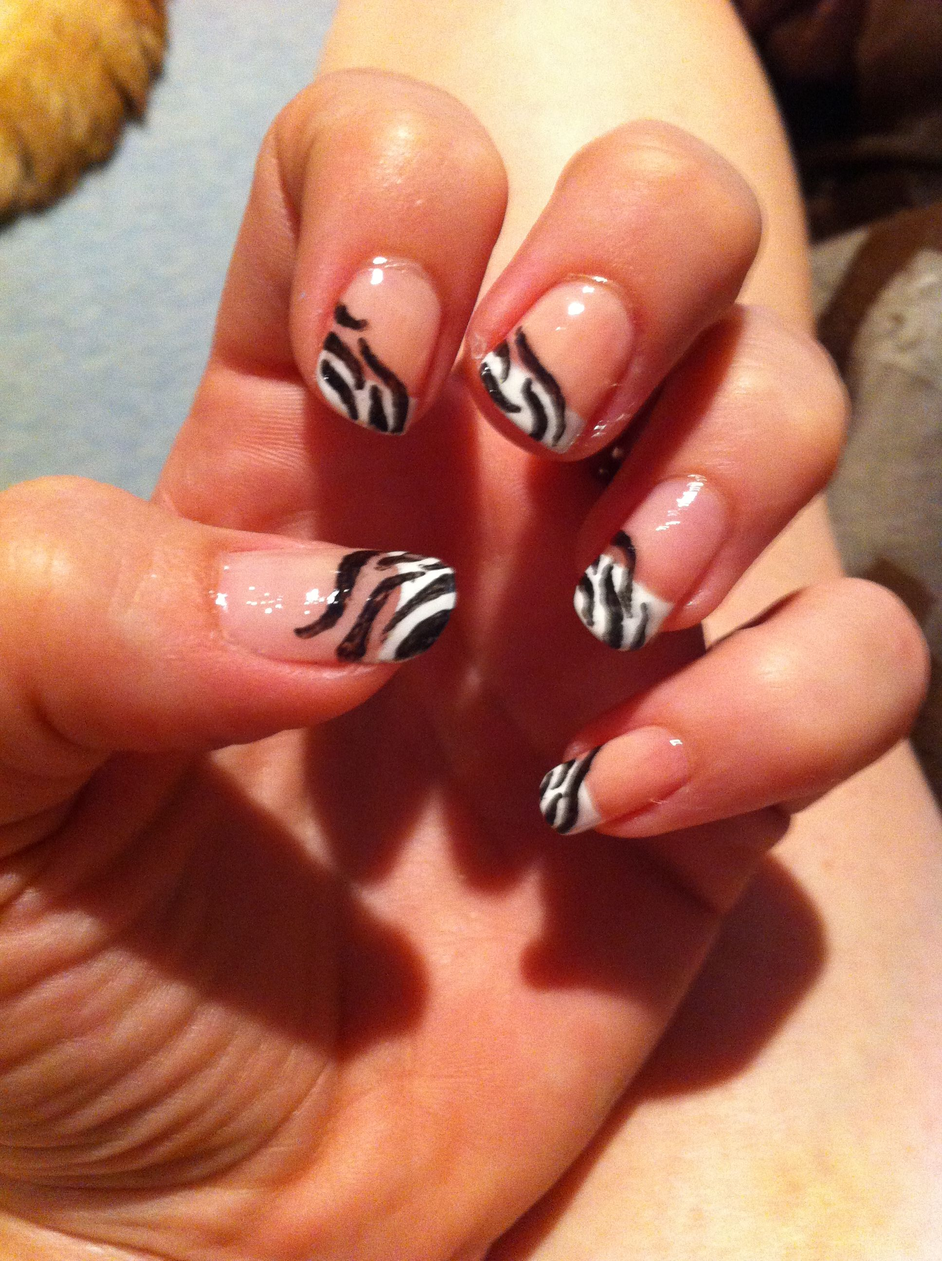 My own nail design - popculturez.com | You \'Nailed\' It! Group ...