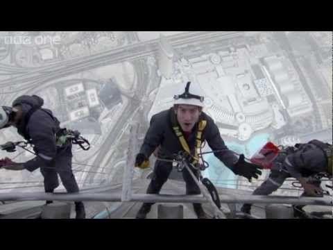 de wolkenkrabber (hoogste gebouw ter wereld)