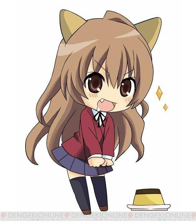 taiga food anime pinterest anime chibi kawaii anime and chibi