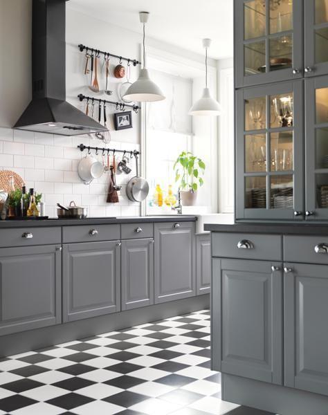 Cuisine  les tendances déco Kitchens, Kitchenette and Kitchen design