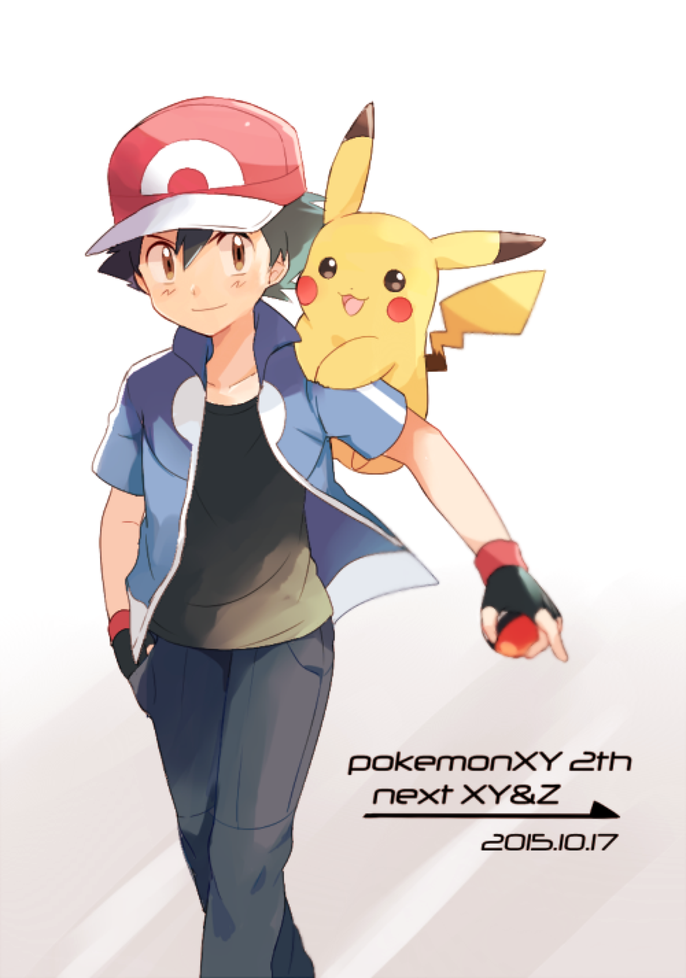 the origin may3104 team rocket pikachu and ash