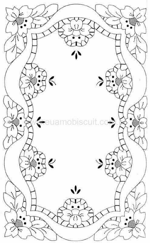Neşe\'nin gözdeleri | Desenler | Pinterest | Dibujo, Bordado y Patrones