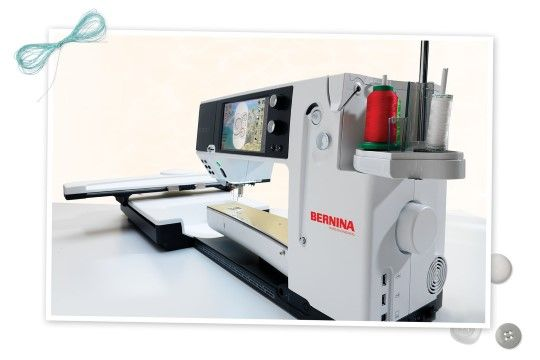 Picture: BERNINA 8 Series