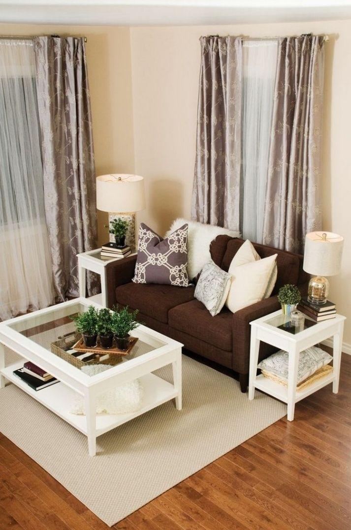 Frisch Wohnzimmer Ideen Braunes Sofa | Wohnzimmermöbel | Pinterest ...