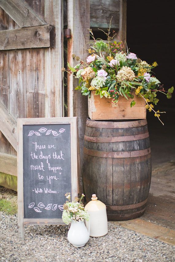 Rustic Irish Wedding Inspiration Photo By Paula Ohara 100 Layer