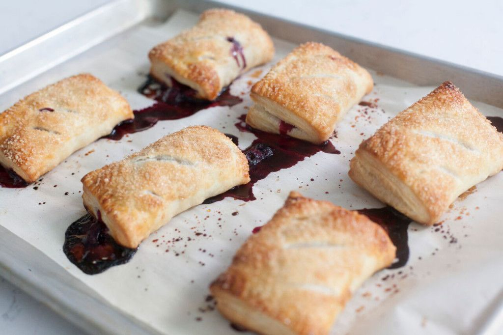 Puff pastry is the most delicious thing on God's green Earth, and makes simple things look so fancy people will ask what patisserie you went to.