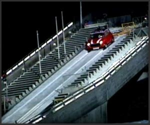 Mini Cooper Ski Jump Google Searchthank The Guys At Top Gear
