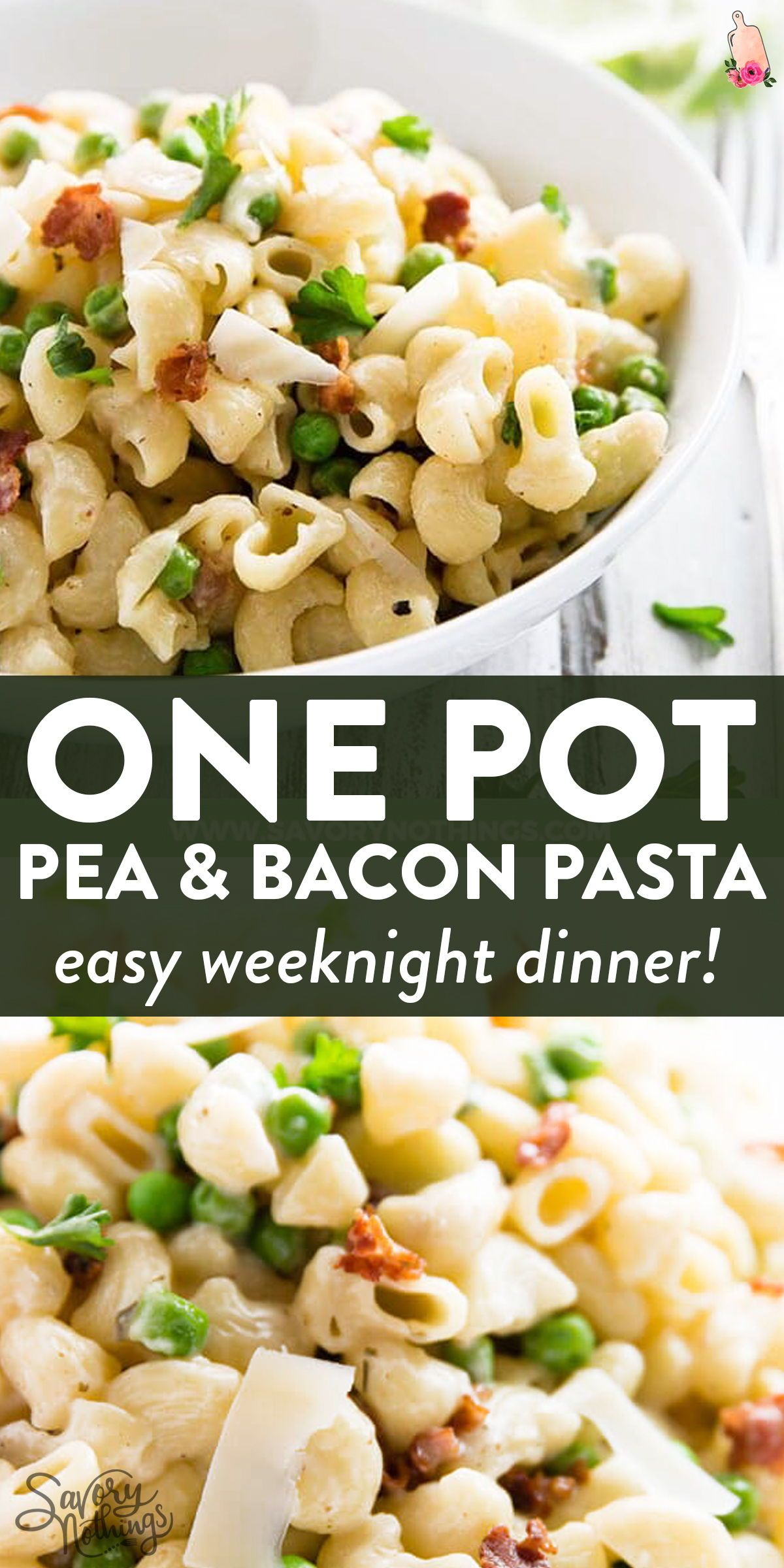 Do You Really Need Another One Pot Pasta Recipe Why Yes You Do